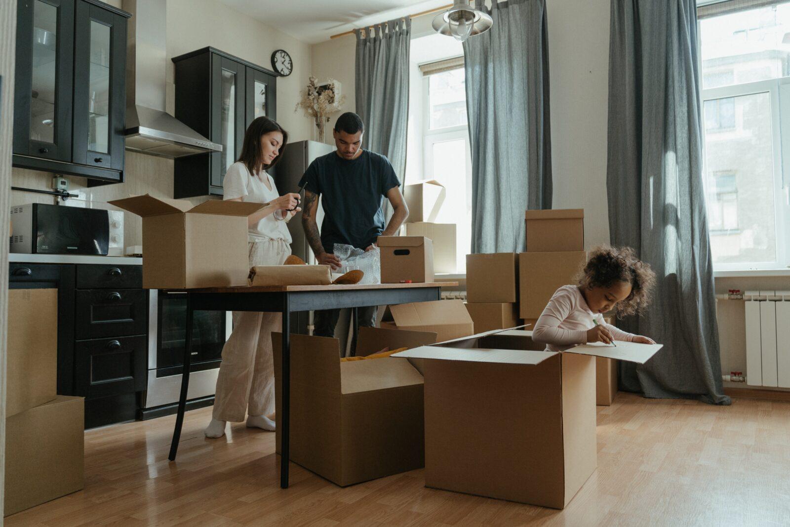 搬家該注意的事? 三大面向教你安心搬家